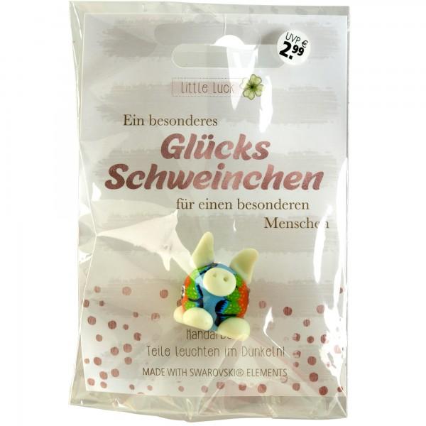Little Luck Glücksschweinchen 2-fach sort