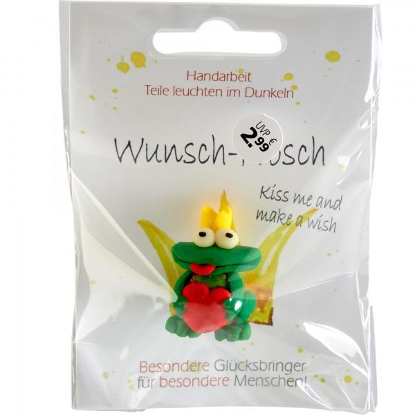 """Wunschfrosch """"Krone"""""""