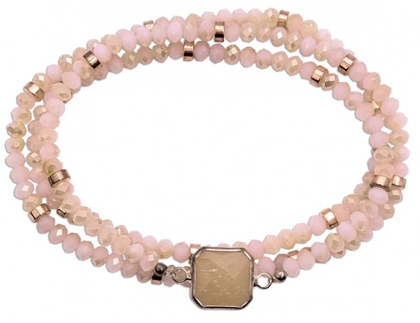 VE Armband Savannah Sands nude, Twinkle (3 Stk.)