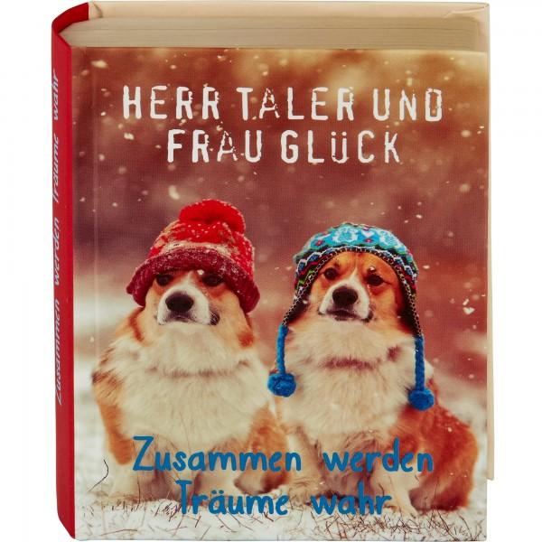 """Geschenkschachtel """"Buch"""" - Frau Taler &…"""