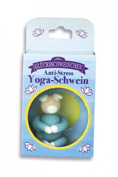 Glückswelt Yogaschwein