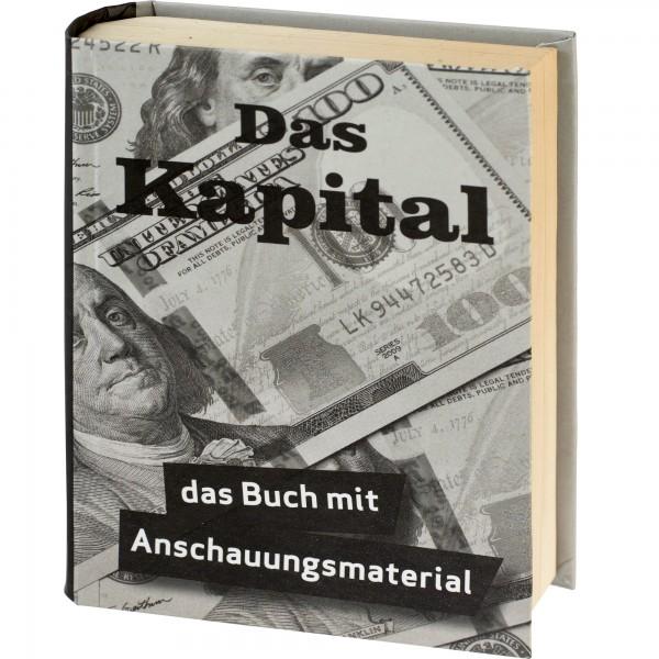 """Geschenkschachtel """"Buch"""" -Das Kapital"""