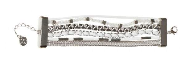 VE Armband Casual Glam weiß, Boho (3 Stk.)