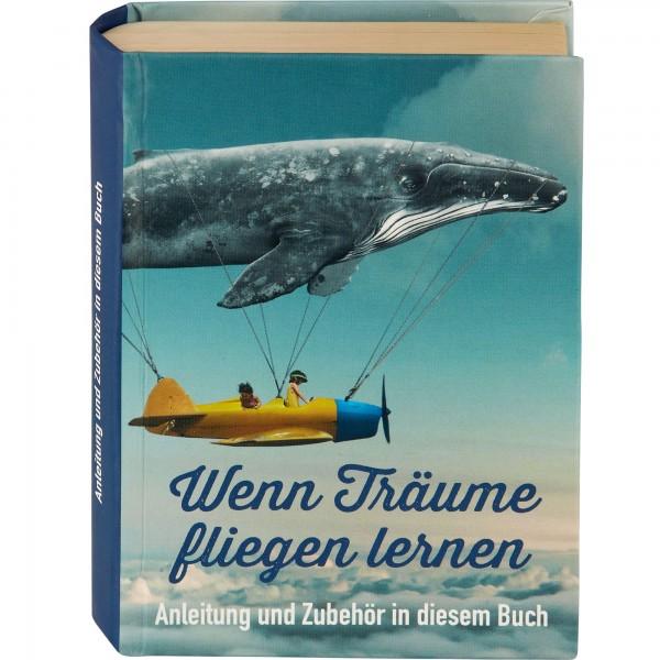 "Geschenkschachtel ""Buch"" - Wenn Träume…"