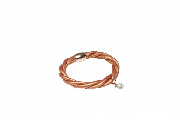 VE Armband Indian Sun sorbet, Twist (3 Stk.)