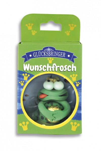 """Glückswelt Wunschfrosch """"küssen wünschen"""""""