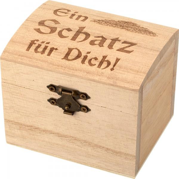 """Schatzkiste """"Ein Schatz für Dich"""""""