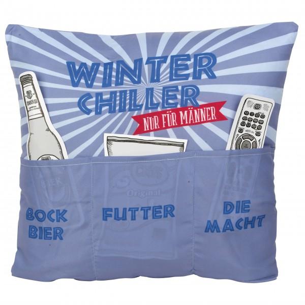 Sofahelden Kissen Winter Chiller