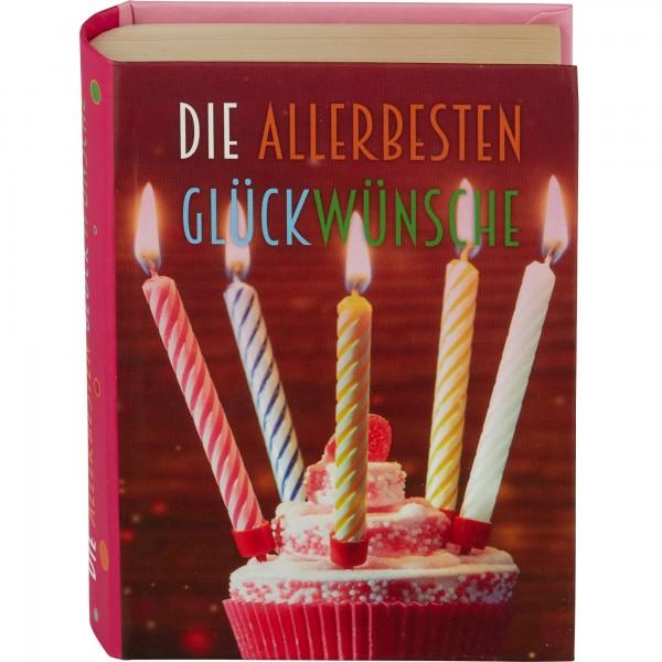"""Geschenkschachtel """"Buch"""" - Die allerbesten…"""