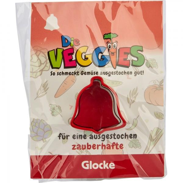 Die Veggies - Ausstecher - Glocke